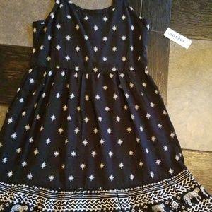 Old Navy girl's dress
